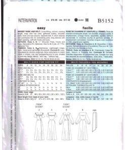 Butterick B5152 N 1
