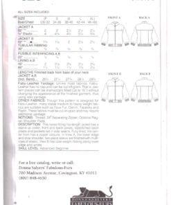Donna Salyers Fabu Leather 020 S 1