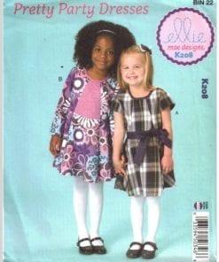 Ellie Mae Designs K210 Shopping Bag Sewing Pattern