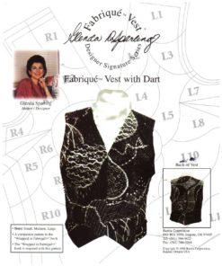 Glenda Sparling Fabrique Vest 1