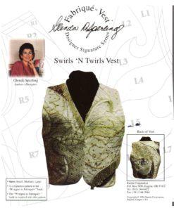 Glenda Sparling Fabrique Vest