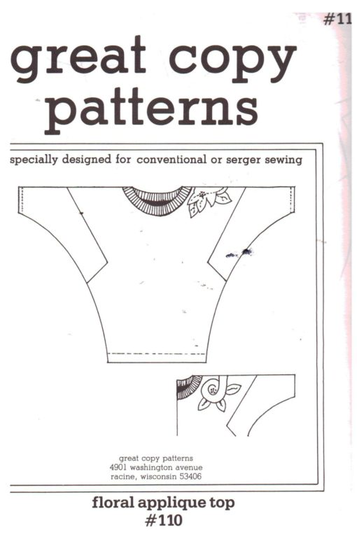 Great Copy Patterns 110