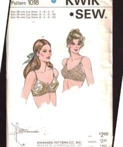 Kwik Sew 1018 S