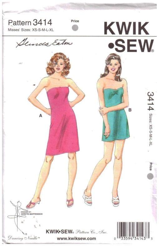 Kwik Sew 3414 S