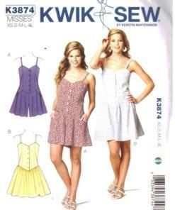 Kwik Sew K3874 O