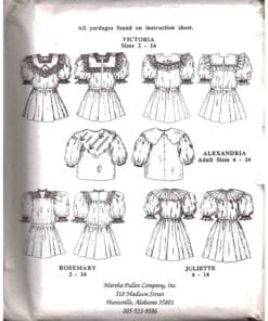 Matha Pullen Antique Clothing 1
