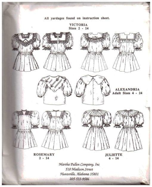 Matha Pullen Antique Clothing 1