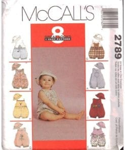 McCalls 2789 O