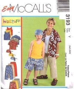 McCalls 3193 O