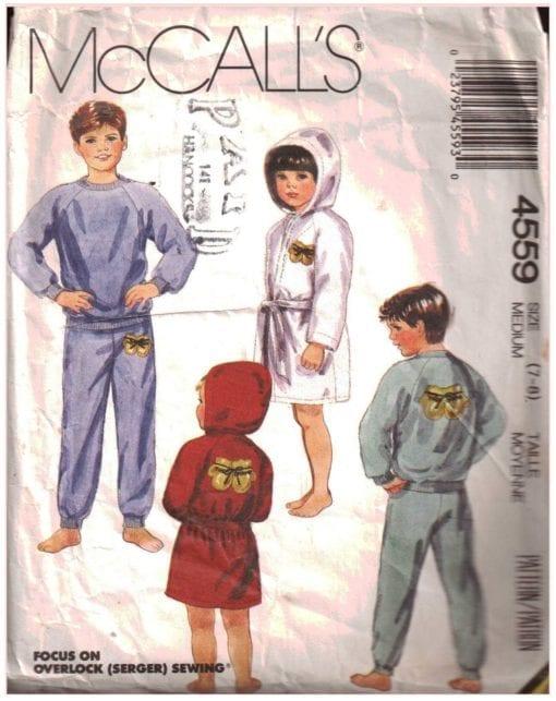 McCalls 4559 O