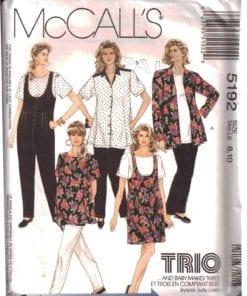 McCalls 5192 O