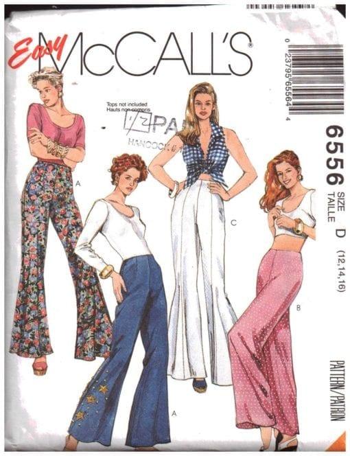 McCalls 6556 O