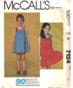 McCalls 7124 O