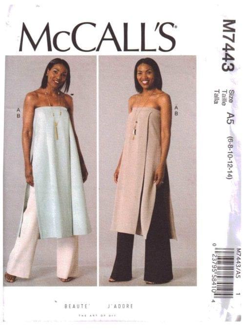 McCalls 7320 O