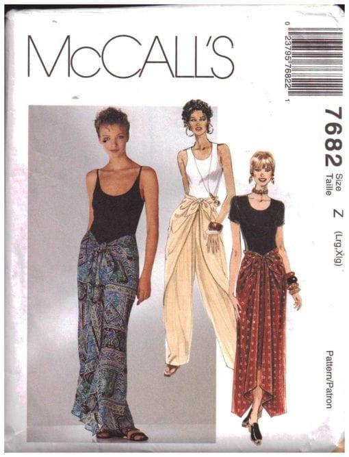McCalls 7682 O