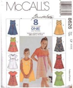 McCalls 8626 O