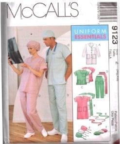 McCalls 9123 O