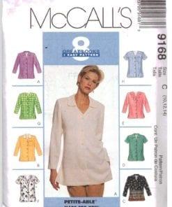 McCalls 9168 O