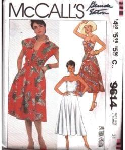 McCalls 9614 O