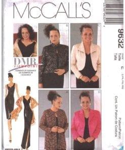 McCalls 9632 O