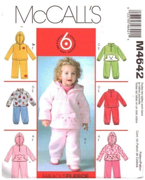 McCalls M4642 O