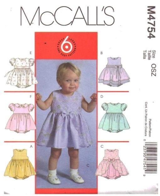 McCalls M4754 O