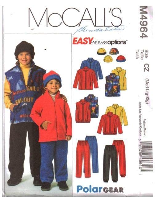 McCalls M4964 S