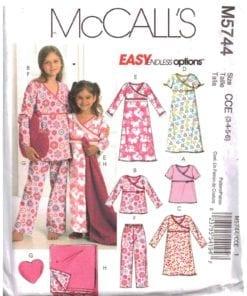 McCalls M5744 O