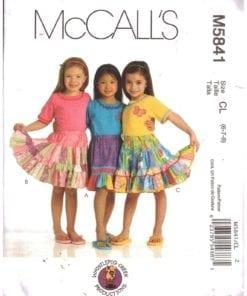 McCalls M5841 S