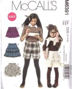 McCalls M6391 O