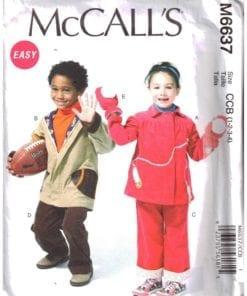 McCalls M6637 O