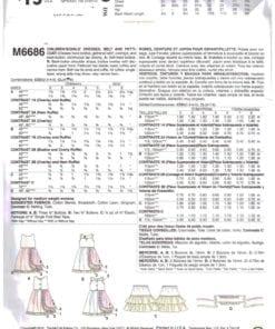 McCalls M6686 O 1