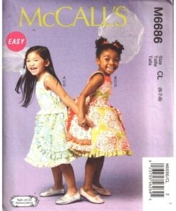 McCalls M6686 O