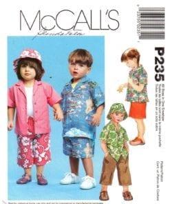 McCalls P235 O 2