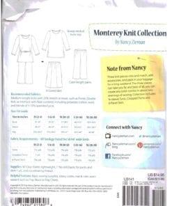 Nancy Ziemans Montery KNit Collection 1