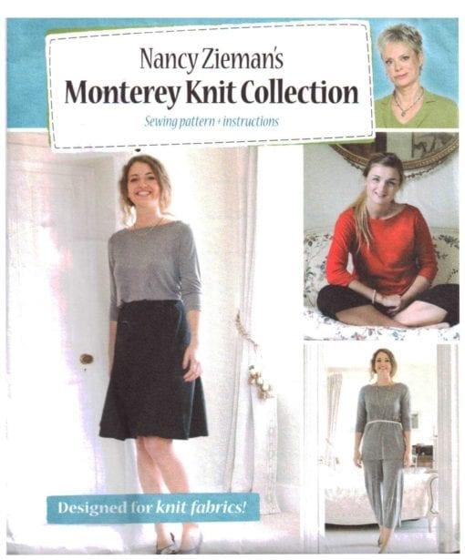 Nancy Ziemans Montery KNit Collection