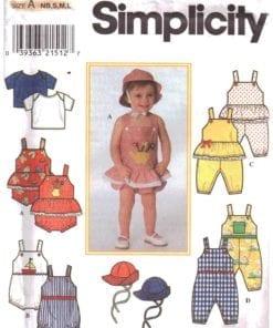 Simplicity 8111 N