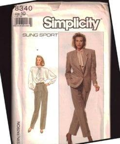 Simplicity 8340 N