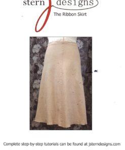 Stern Designs Ribbon Skirt