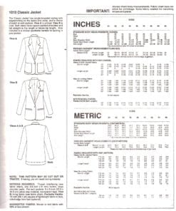 Stretch Sew 1013 O 1