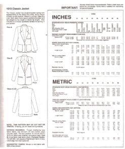Stretch Sew 1013 O 1