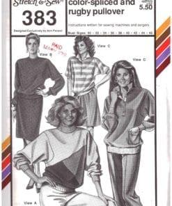 Stretch Sew 383 O