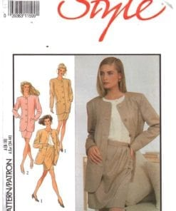 Style 1958 O
