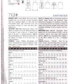 Vogue 7124 O 1