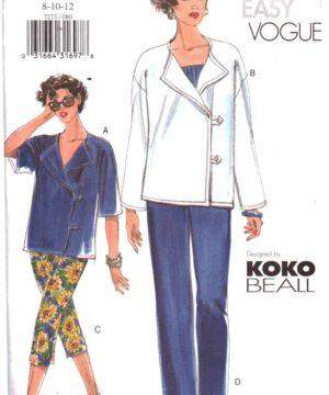 Vogue 7273 O