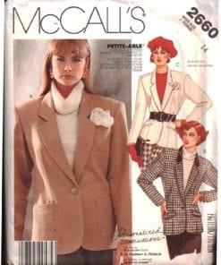 McCalls 2660 O