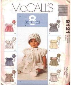 McCalls 9121 O