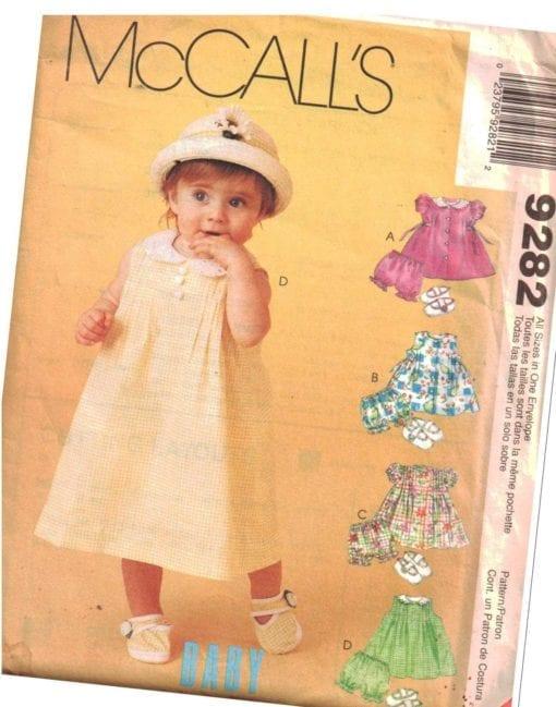 McCalls 9282 O