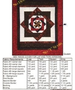 Calico Carriage Quilt Designs CCQD141 1