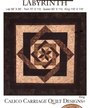 Calico Carriage Quilt Designs CCQD141